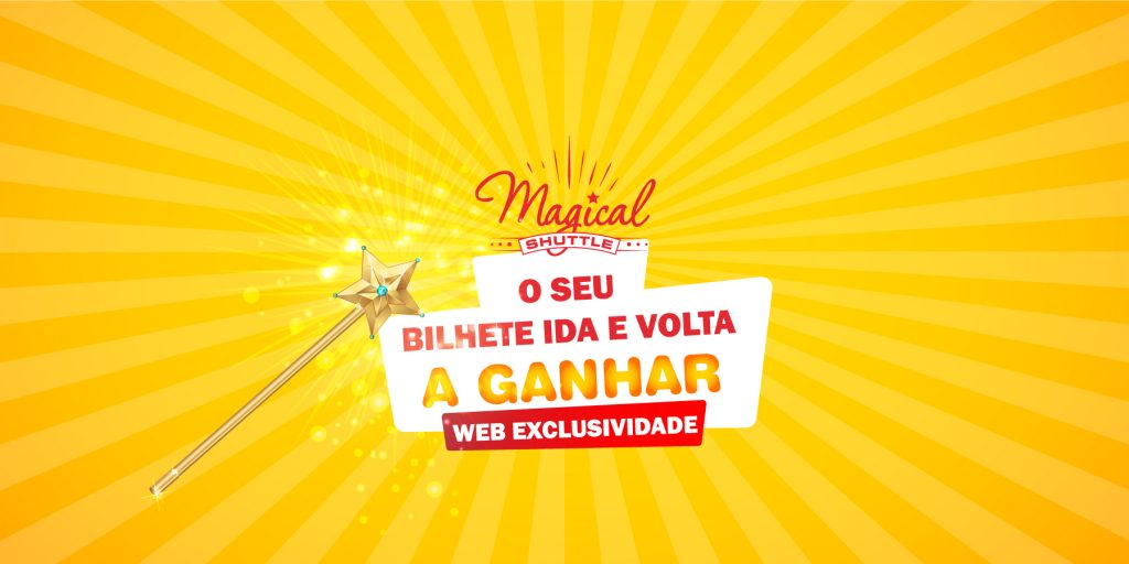 Jogo Win Your Magical Ride
